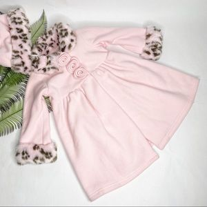 NWT Good Lad Pink Jacket and Hat Set 2T